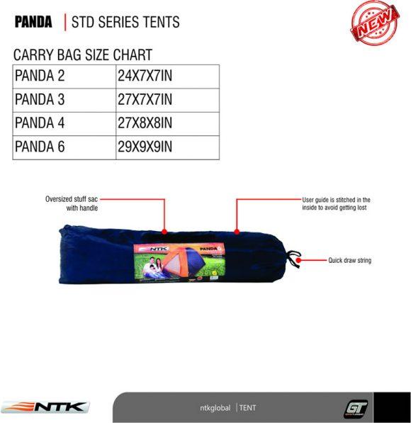 NTK Panda Tent