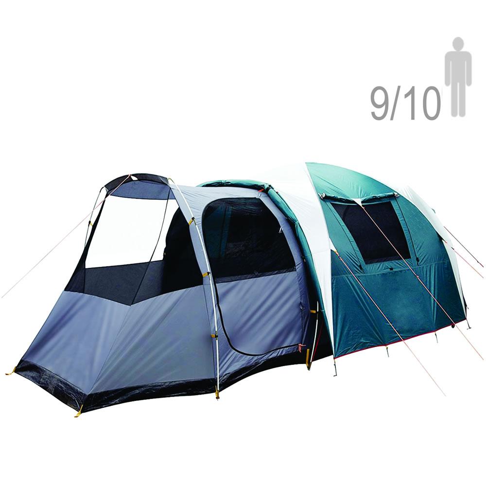 Arizona GT 9/10 Spacious Family Camping Tent   NTK USA