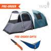 NTK Arizona GT 11/12 Camping Tent Pre-order