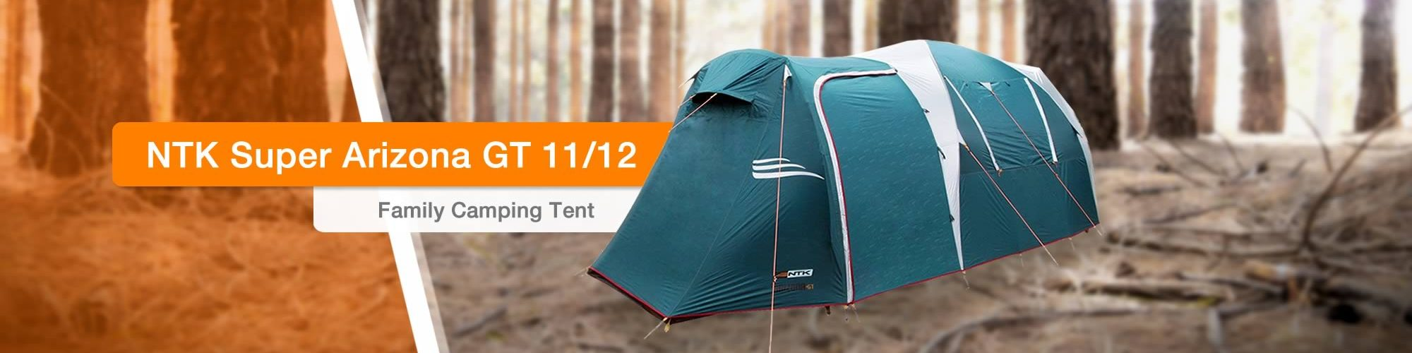 NTK Super Arizona GT 11/12 Tent