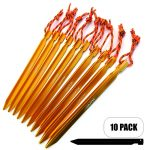 NTK Alu Tent Stakes 10 units