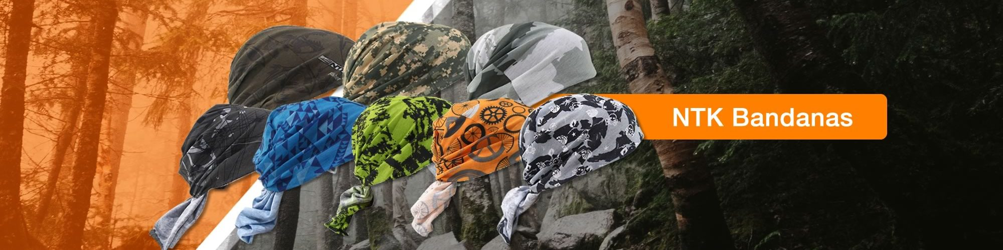 NTK Bandana Multifunctional Headwear