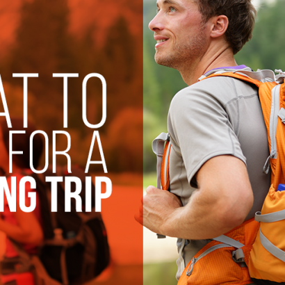 What to Pack for a Camping Trip
