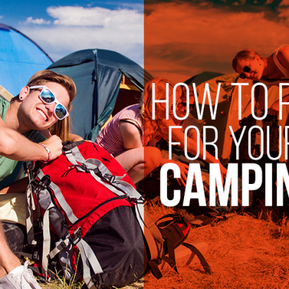 How to Prepare for Your Spring Camping Trip