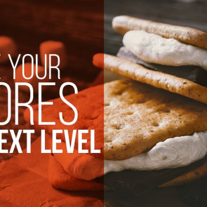Take Your S'mores to the Next Level