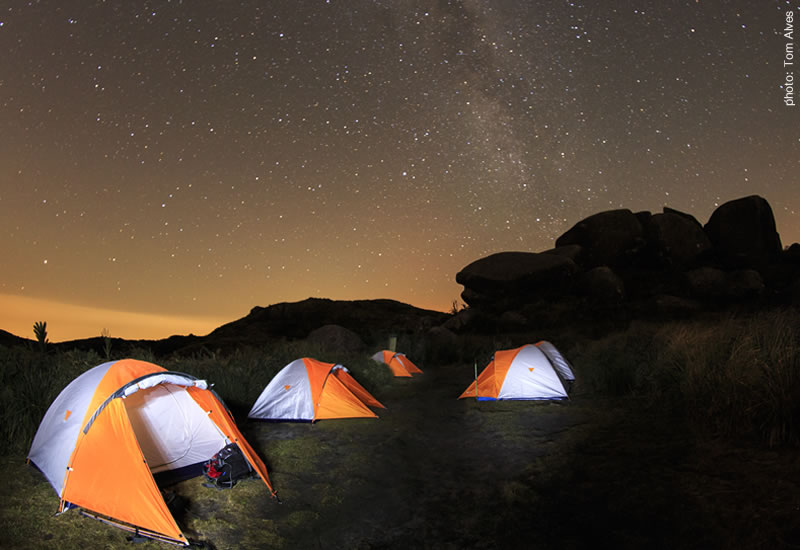 Tent Condensation