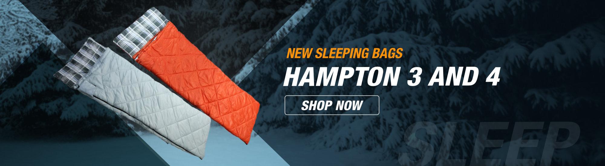 NEW NTK Hampton Sleeping Bags