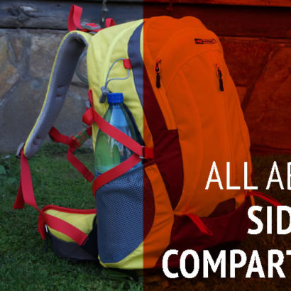 Backpacks Side Compartments