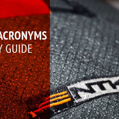 outdoor acronyms