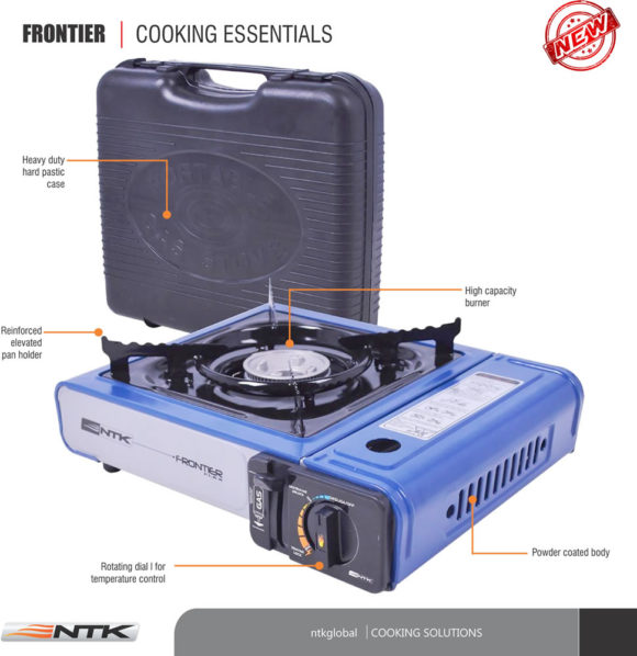 NTK Frontier Portable Caming Stove