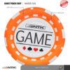 NTK Giant Inflatable Pool Poker Chip