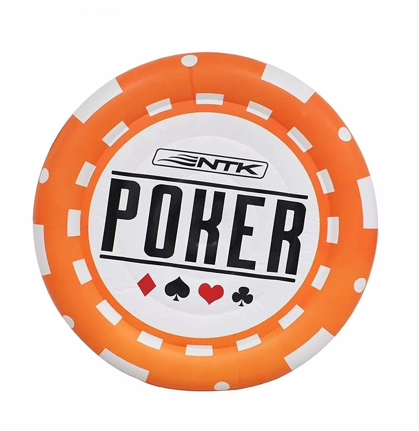 NTK Giant Poker Chip Pool Inflatable