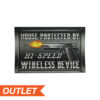 River's Edge Door Mat Hi Speeed Wireless Device