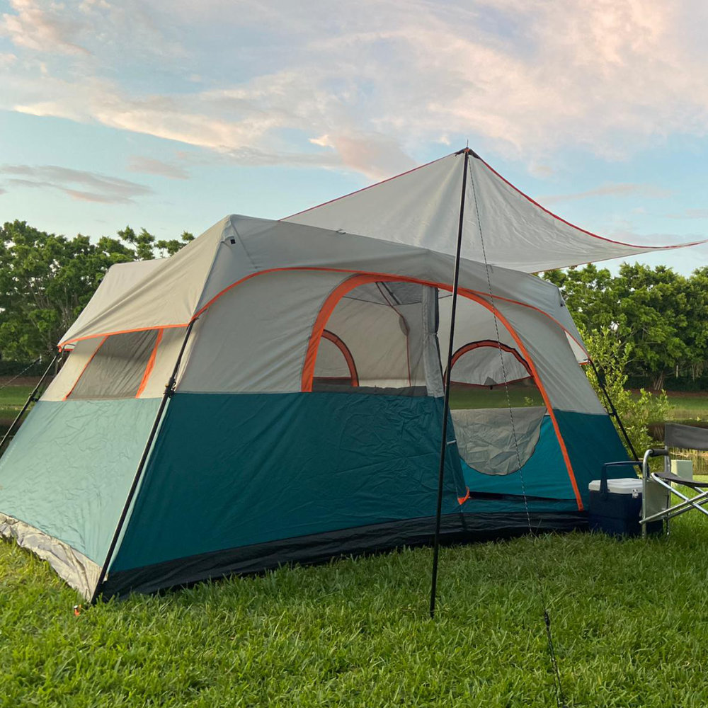 NTK Flash 8 Instant Cabin Family Camping Tent