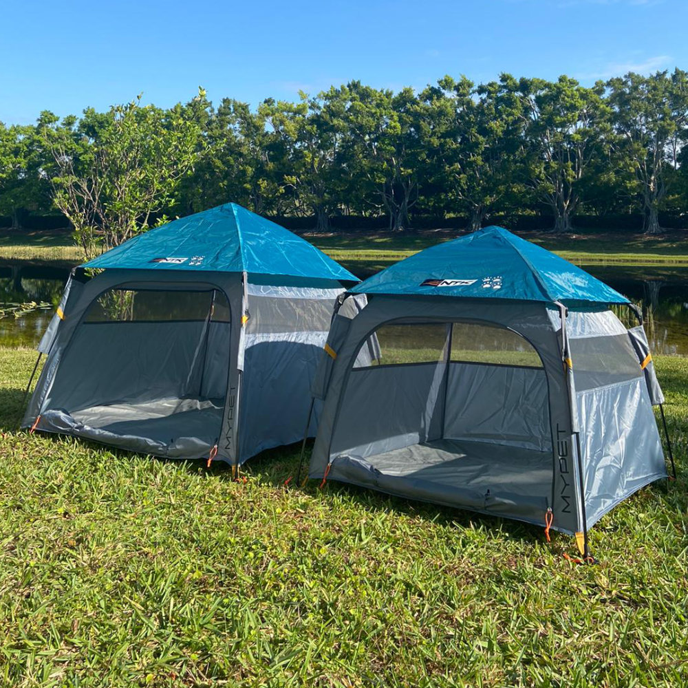 NTK My pet tent Lightweight and portable dog house