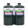 Bernzomatic propane gas 2-pack cylinders