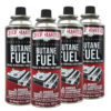 Pack Chef Master 8oz Butane Canisters Portable Stove