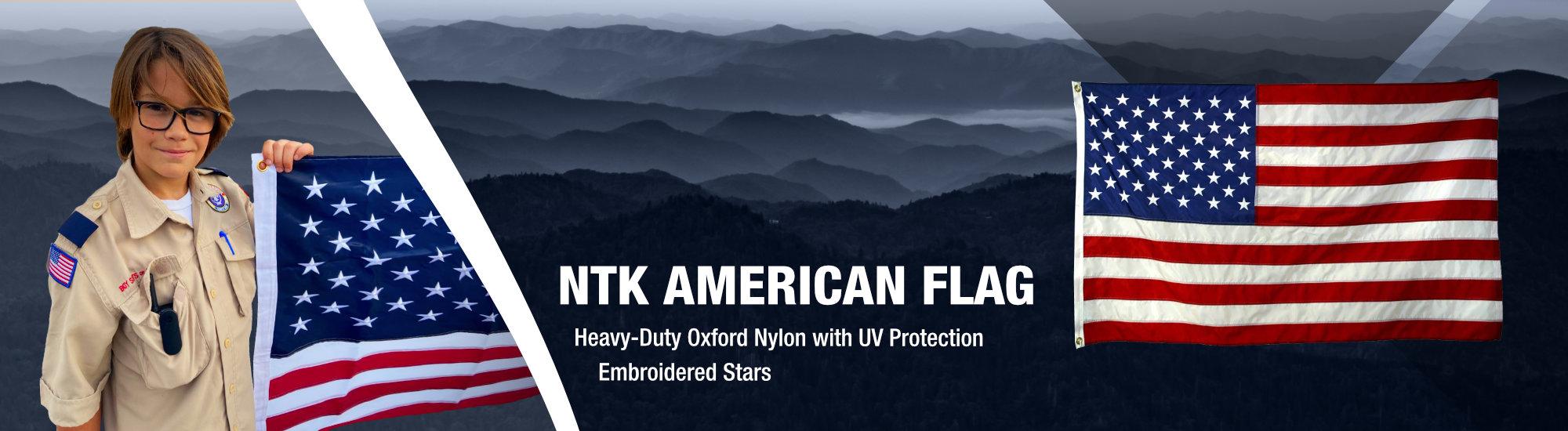 NTK American Flag