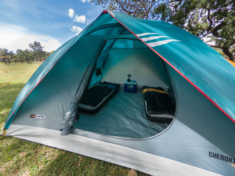 NTK Cherokee Car Camping Tent