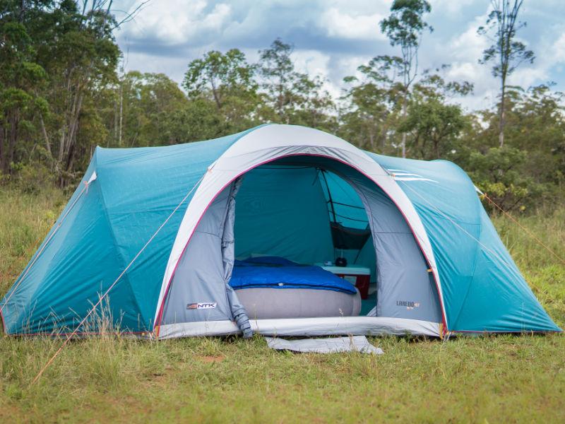 NTK Laredo 9 person Camping tent