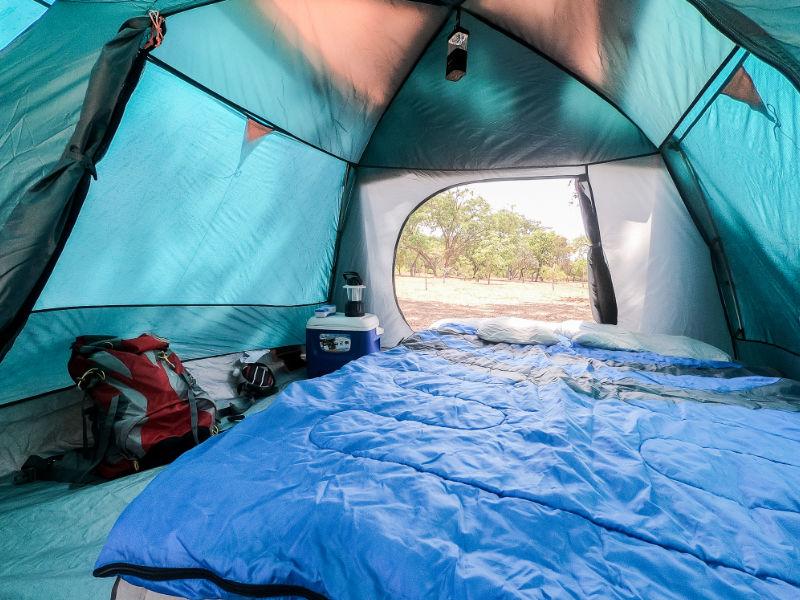 Large inner tent - NTK Car Camping Tent