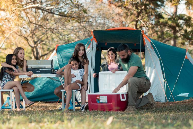 NTK Explorer GT - Family Camping Tent
